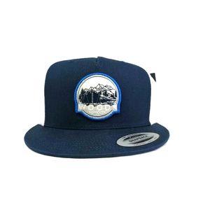 NWT Woods Snapback Trucker Hat